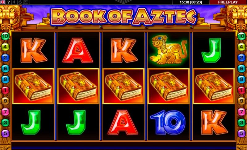 Book of Aztec.