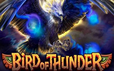 Bird of Thunder slot machine.